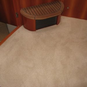 Marine Fully Fitted Boat Carpet