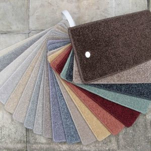 Interior Marine Carpet - Sample Colours