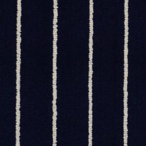 Marine Tuft Carpet 090 Navy Cream (stock Item 2 & 4 Mtr)