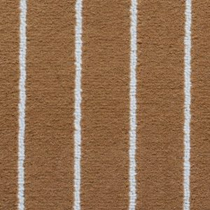 Marine Tuft Carpet 119 Teak Cream (stock Item 2 & 4 Mtr)